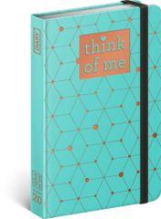 Týdenní diář Atomium – Think of me 2020