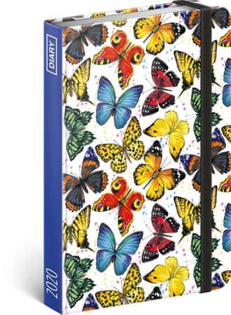 Týdenní diář Motýli 2020