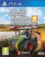 Sony Farming Simulator 19 - Platinum Edition (PS4)