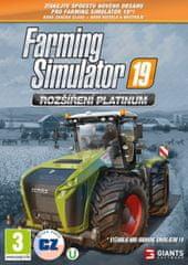 Farming Simulator 19 - Platinové rozšírenie (PC)