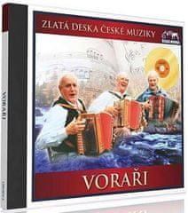 Voraři: Zlatá deska České muziky (2013)