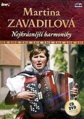 Martina Zavadilová: Nejkrásnější Harmoniky/CD+DVD