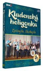 Kladenská heligonka: Zpívejte, tleskejte (CD + DVD)