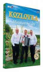 Kozlovka: Muzikant byl táta/CD+DVD