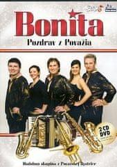 Bonita: Pozdrav z Považia/2CD+DVD