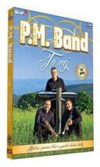 P.M.Band: To nej/CD+DVD