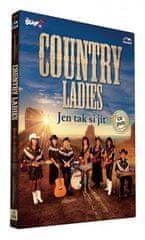 Country Ladies: Jen tak si jít/CD+DVD
