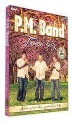 P.M.Band: Třešňové květy/CD+DVD