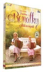 Pospíšilovy Renata a Renátka: Štěstí na rozcestí/CD+DVD
