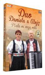 Duo Daniela a Aloiz: Písala mi moja milá CD+DVD