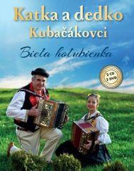 Katka a dedko Kubačákovci: Biela holubienka/2CD+2DVD