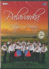 Pálavanka: Chlapci od Pálavy (CD+DVD)