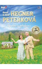 Jana Peterková a Karel Hegner: My spolu to zvládnem,(CD+DVD)