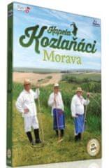 Kozlaňáci: Morava (CD + DVD)