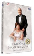 Josef Oplt, Ivana Brožová: Jak Zamlada (CD + DVD)