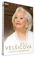 Mája Velšicová: Zlaté Evergreeny (CD + DVD)