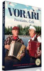 Voraři: Povstaňte, Češi (CD + DVD)