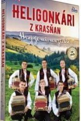 Heligonkári z Krasňan: Hraj že mi, muzička/CD+DVD