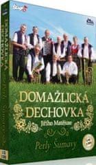 Domažlická dechovka Jiřího Matějuse: Perly Šumavy/2CD+2DVD