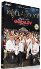Kollárovci: Stretnutie Goralov v Pieninách (CD+DVD, 2016)