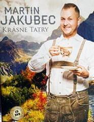 Martin Jakubec: Krásné Tatry /CD+DVD