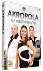 Akropola: Na Ľudovú Notu (CD+DVD, 2017)