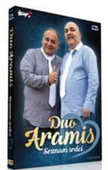 Duo Aramis: Seznam Srdcí/CD + DVD