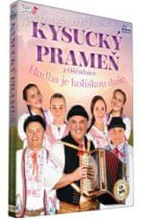 Kysucký Prameň: Hudba Je Kolískou Duše (CD+DVD, 2018)