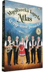 Myslivecká Kapela Atlas: Ať Žije Naše Písnička (2018) CD + DVD
