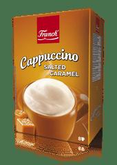 Franck cappuccino Salted Caramel, 148g