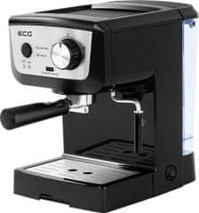 ECG ESP 20101 Black espresso kavni aparat, črn