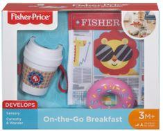 Fisher-Price Reggeliző szett