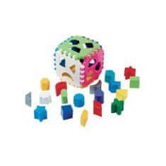 Dohany Detská vkladacia kocka Podľa obrázku