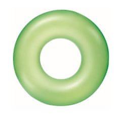 Bestway Detský nafukovací kruh Bestway zelený Zelená