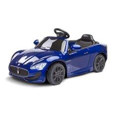TOYZ Elektrické autíčko Toyz MASERATI GRANCABRIO - 2 motory blue Modrá
