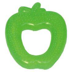 Baby Mix Chladiace hryzátko Baby Mix Jablko zelené Zelená