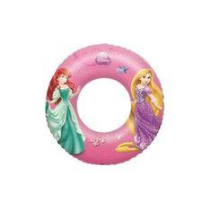 Bestway Detský nafukovací kruh Bestway Princess Ružová