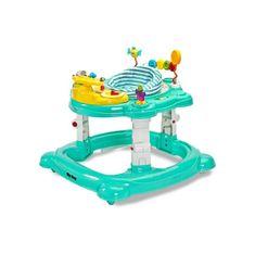 TOYZ Detské chodítko Toyz HipHop 3v1 zelené Zelená