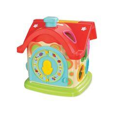 Baby Mix Edukačná hračka Baby Mix zábavný domček Podľa obrázku