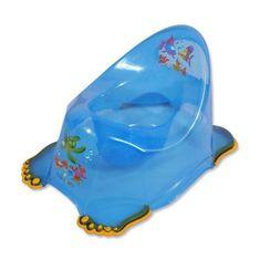Tega Detský nočník protišmykový modrý Modrá
