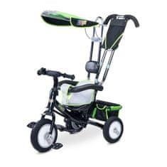 TOYZ Detská trojkolka Toyz Derby green Zelená