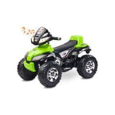 TOYZ Elektrická štvorkolka Toyz Cuatro green Zelená