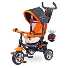 TOYZ Detská trojkolka Toyz Timmy orange 2017 Oranžová