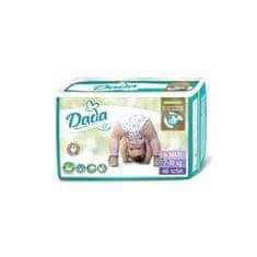 Dada | Dada | Detské jednorazové plienky DADA Extra Soft 4MAXI 7-18 kg 46 ks | Biela |