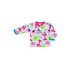 BOBAS FASHION Dojčenský kabátik Bobas Fashion Zoo ružový 80 (9-12m) Ružová