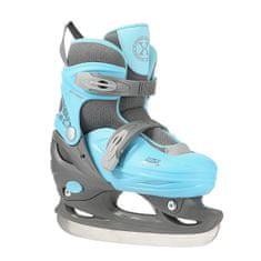 Nils Extreme Lední brusle NILS EXTREME NH11901 šedo-modré