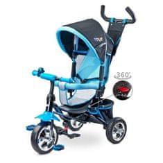 TOYZ Detská trojkolka Toyz Timmy blue 2017 Modrá