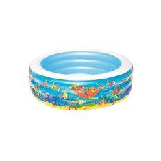 Bestway Detský nafukovací bazén Bestway oceán Modrá