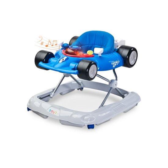 TOYZ Detské chodítko Toyz Speeder blue Modrá