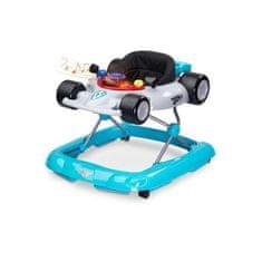 TOYZ Detské chodítko Toyz Speeder silver Strieborná